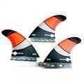 Shapers- Dane Pioli 02 長板尾舵 (2+1) 適合performance長板/寬魚板 Future系統