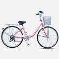 BIKEONE LadyONE240 臺灣製 24吋單速淑女車 單車批發 工廠直營