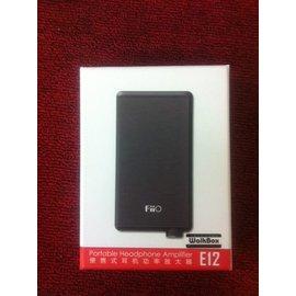 視聽影訊 FIIO E12 隨身耳擴   貨附保卡 1年 HD598 HD650 K702 DT990
