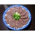 『劉家牛肉麵』牛筋冷盤