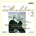 80402 庫貝利克/馬勒:第二號交響曲(復活), Mahler:Symphony No. 2 [180g黑膠] (audite)