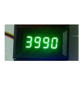 低壓警示 轉速表 轉速錶 含外殼 機車 汽車 LED高亮度數字 0.36 轉速 電壓可調