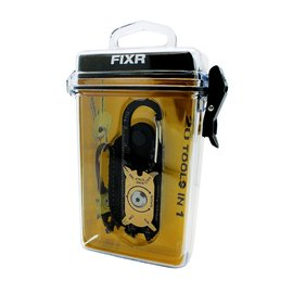 TRUE UTILITY FIXR Multi Tool 20合1多功能鑰匙圈工具組 (硬盒版)
