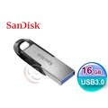 代理商公司貨 Sandisk 新帝 Ultra Flair CZ73 16G 16GB【最高讀取130MB /  高速 USB3.0】隨身碟