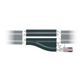 【鐵雄】SCX 1:32電刷車配件D02016X200-LH Lead-in Slot Car Track Set