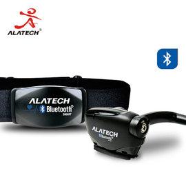4P四保科技@ALATECH單車踏頻器心跳帶超值組 (CS011+SC001)
