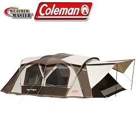 [ Coleman ] 氣候達人2-ROOM COCOON II 帳篷 /  公司貨 CM-22110