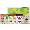 ☆常溫天然酵素果乾禮盒(4入/組)☆嚴選自然農法台灣水果☆無糖無鹽的天然滋味
