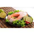 吉米吉海鮮]智利厚切鮭魚排 5片組合