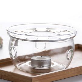 ~百年老店~圓型 花茶壺保溫底座~送蠟燭一個~水果茶玻璃加熱座 保溫盤 蠟燭保溫爐座 咖啡壺 咖啡器具