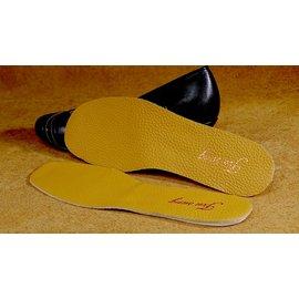 足鬆鞋墊 工廠直營   女用~包鞋氣墊 100%牛皮 超薄