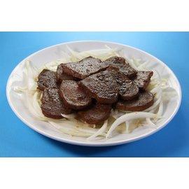 【家常菜系列 】黑胡椒無骨牛小排 (4片)/ 約600g~~鮮嫩多汁的無骨牛小排~好吃便宜的年菜上桌~