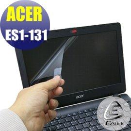 【Ezstick】ACER ES1-131 專用 靜電式筆電LCD液晶螢幕貼 (可選鏡面或霧面)