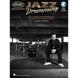 ~MI系列~Jazz Drumming 鼓教材