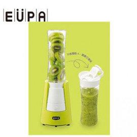 【EUPA】隨身杯果汁機 TSK-9338-G(綠)《年終出清特賣》