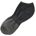 【KEROPPA】可諾帕竹碳氣墊女短襪x3雙C90016