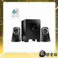 『高雄程傑電腦』 Logitech 羅技 Z313 2.1聲道喇叭 三件式/便利控制台
