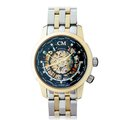 CM 世界時區紀念錶