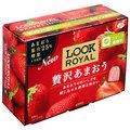 日本 不二家 LOOK Royal 皇家 草莓夾心巧克力 草莓季限定 甜園小舖