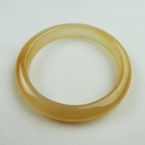 天然黑玉髓手環