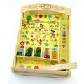 【收藏天地】童玩世界*夜市彈珠台DIY體驗包(附6顆彈珠) / 文創 送禮 玩具 組裝 拼圖 觀光 禮物 趣味 懷舊