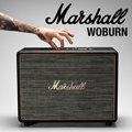 Marshall Woburn 經典藍牙喇叭(經典黑) 送帆布手提袋