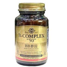 高單位B群植物膠囊 B-Complex Vegetable