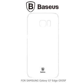 *PHONE寶*BASEUS SAMSUNG S7 Edge G935F 太空殼 透明保護殼 水晶殼 保護套