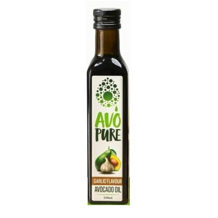 Grove~100%特級初榨冷壓酪梨油(大蒜風味)250ml/瓶