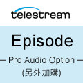 Episode Pro Audio Option for Mac(Win)