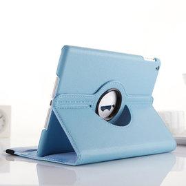 蘋果iPad mini4 360度 旋轉支架 平板電腦保護套 荔枝紋旋轉皮套 ipad保護