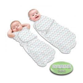 《美國Summer infant》2合1聰明懶人育兒睡袋-加大(時尚簡約風) ㊣原廠授權總代理公司貨
