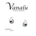 《 SilverFly銀火蟲銀飾 》Vanalu 14黃K金耳環 <傳說>