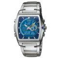 CASIO EDIFICE指針數字時尚腕錶/ EFA-120D-2AVDF