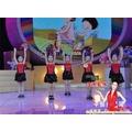 15年六一兒童演出服 舞蹈表演服 黑色裙子 紅色裙子 拉丁舞蹈服裝如圖100cm(100cm)