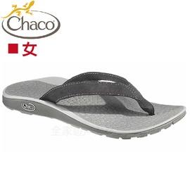 【全家遊戶外】㊣ Chaco 美國 女款 戶外休閒涼鞋-百變織帶款 6 黑 CH-ETW25-H405 百變織帶款 海灘夾腳拖鞋 防滑 可換織帶