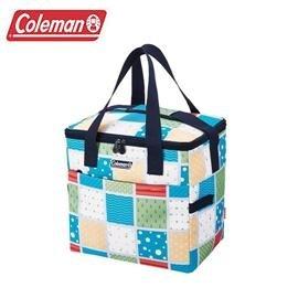 [ Coleman ] 30L薄荷藍保冷袋 /  保冰袋 /  行動冰箱 /  公司貨 CM-27235