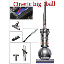 [建軍電器]促銷現貨Dyson Cinetic Big Ball 六吸頭版直立式吸塵器 無濾網 Ball fluffy