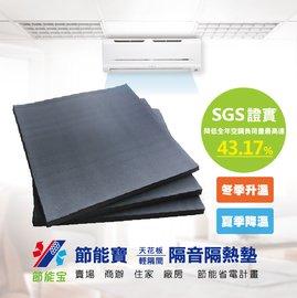 節能寶 天花板隔音隔熱墊 置於鐵皮屋輕鋼架天花板上方就有隔熱降噪效果-JOB-25122E6060(不適用超商取貨)