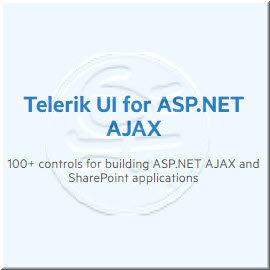 Telerik® UI for ASP.NET AJAX - Priority Support Developer License 商業單機下載版