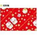 【1768購物網】包裝紙-花嫣紅-30入/包 (3-24031) 78X53公分包裝用品