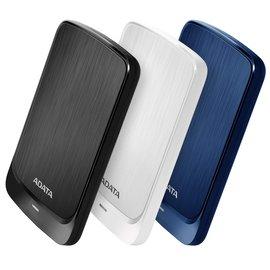 A-DATA 威剛 HV320 1TB USB 3.2 Gen 1 超薄 防震 2.5吋 行動硬碟