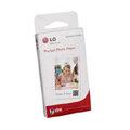 現貨促銷LG相紙 Pocket Photo PD251相紙 PD269 PD261PD239相紙 PS2203專用相片紙 30張 適用PD251 PD239 PD233 等