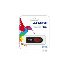 威剛 C008/ 16GB 行動碟(黑紅/ 白藍)