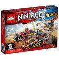 樂高 LEGO 70600 NINJAGO 系列 Ninja Bike Chase 忍者 飛騎追擊 樂高積木 忍者飛騎追擊