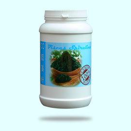 HDPE廣口瓶罐 900ml (螺旋藻、藍藻粉專用)