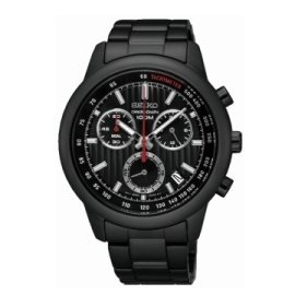 SEIKO CS線條時尚計時腕錶 / 8T68-00A0SD/ SSB219P1