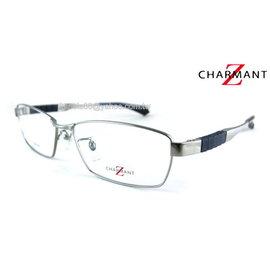 #嚴選眼鏡#= CHARMANT = CHARMANT Z 鈦 設計鏡架 全框 日本製 CZT22305 GR