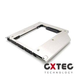 CXTEC 創想 Macbook Pro Unibody SATA 全鋁筆電光碟機位硬碟抽