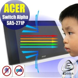 【Ezstick抗藍光】ACER Switch ALPHA 12 SA5-271 防藍光護眼螢幕貼 (可選鏡面或霧面)